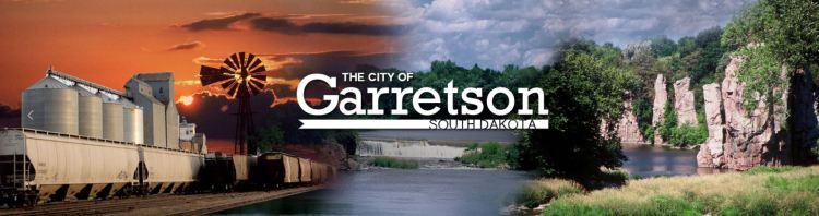 Garretson SD Banner