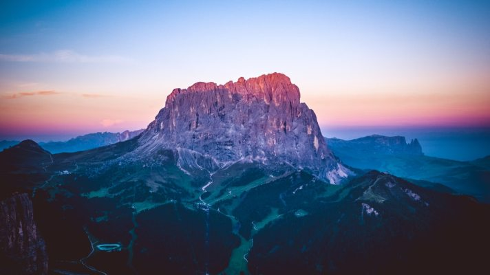 mountain edit